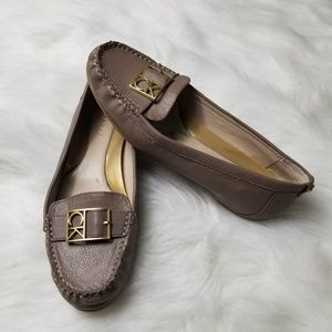 Calvin Klein Leather Loafers